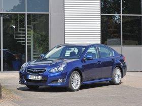 Ver foto 4 de Subaru Legacy Europe 2009