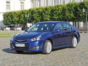 Ver foto 2 de Subaru Legacy Europe 2009
