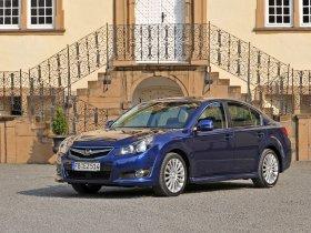 Fotos de Subaru Legacy Europe 2009