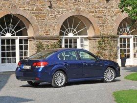 Ver foto 14 de Subaru Legacy Europe 2009