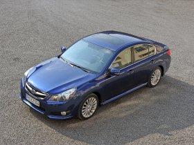 Ver foto 13 de Subaru Legacy Europe 2009
