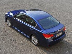 Ver foto 12 de Subaru Legacy Europe 2009