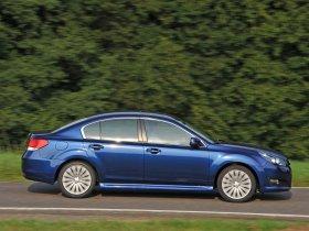 Ver foto 11 de Subaru Legacy Europe 2009