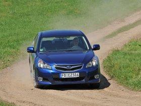 Ver foto 9 de Subaru Legacy Europe 2009