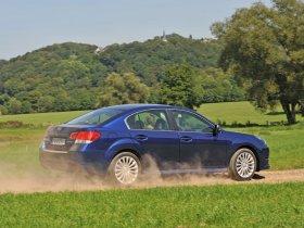 Ver foto 8 de Subaru Legacy Europe 2009