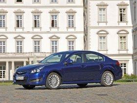 Ver foto 7 de Subaru Legacy Europe 2009