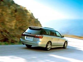 Ver foto 2 de Subaru Legacy 2001