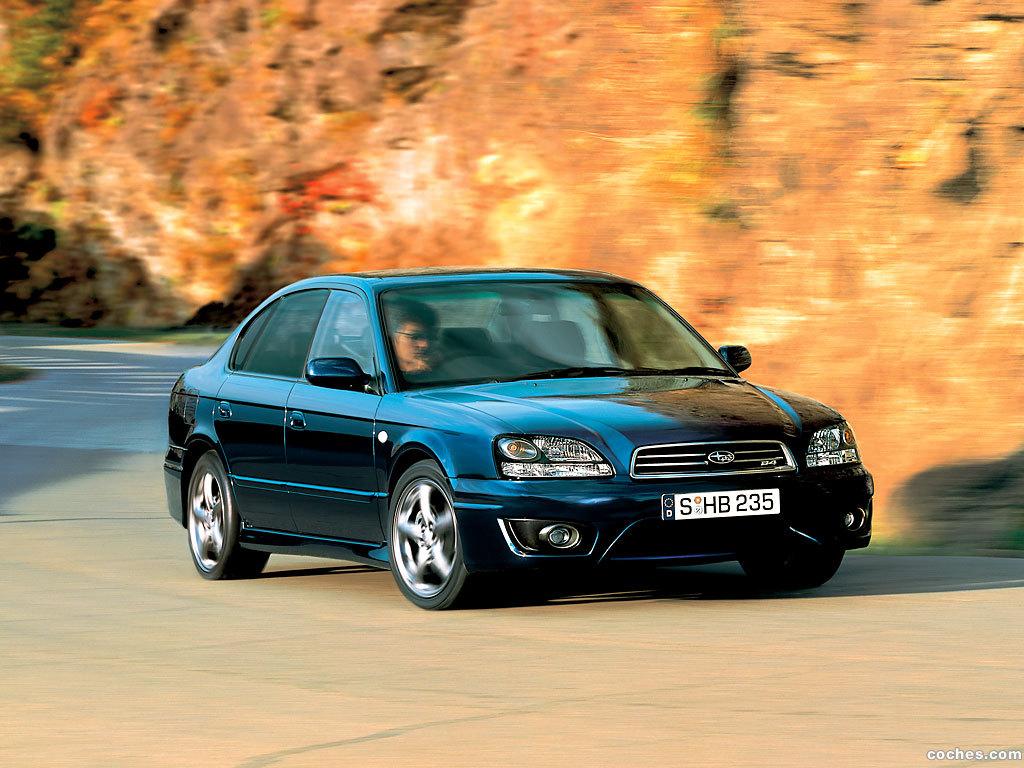 Foto 0 de Subaru Legacy 2001