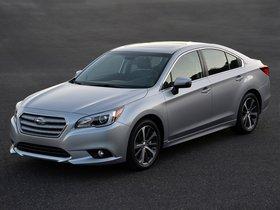 Fotos de Subaru Legacy USA 2014