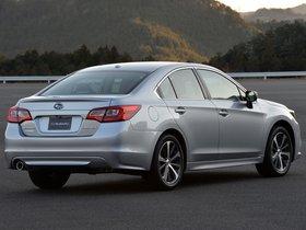 Ver foto 8 de Subaru Legacy USA 2014
