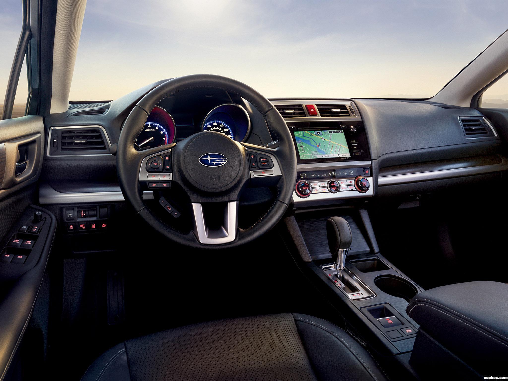 Foto 14 de Subaru Legacy USA 2014