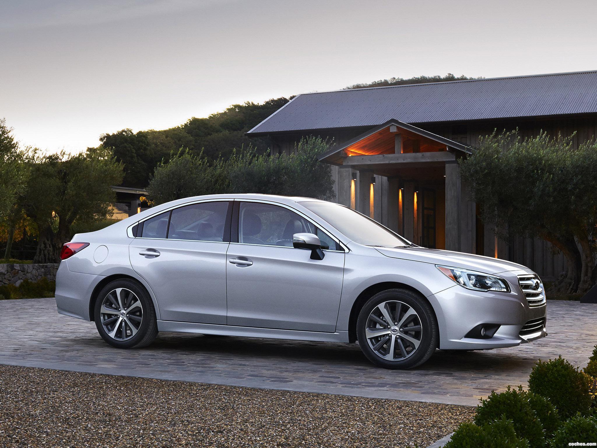 Foto 2 de Subaru Legacy USA 2014