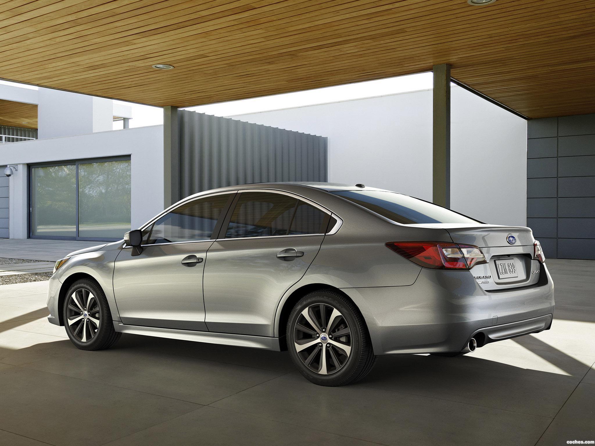Foto 1 de Subaru Legacy USA 2014