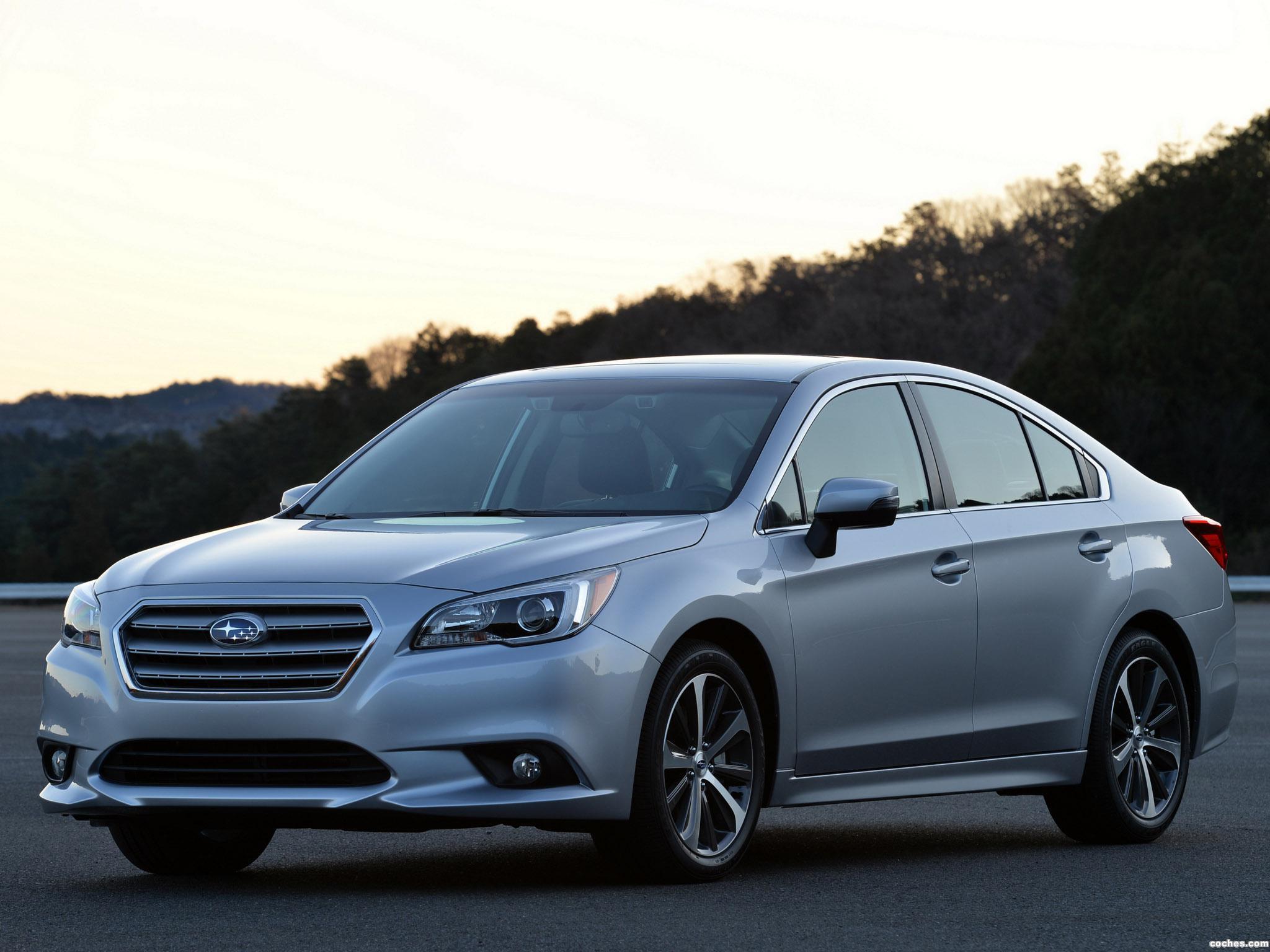 Foto 8 de Subaru Legacy USA 2014