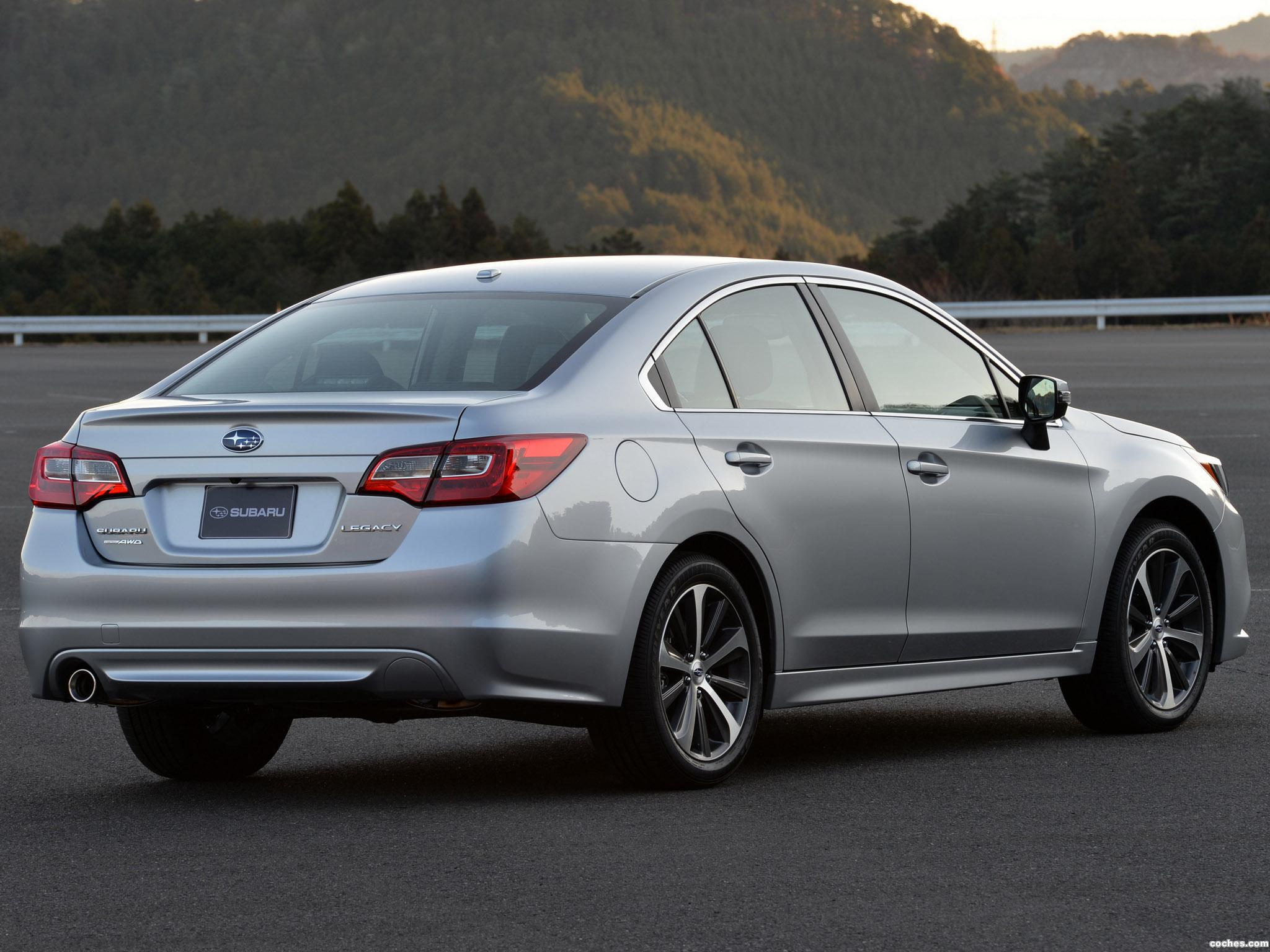Foto 7 de Subaru Legacy USA 2014