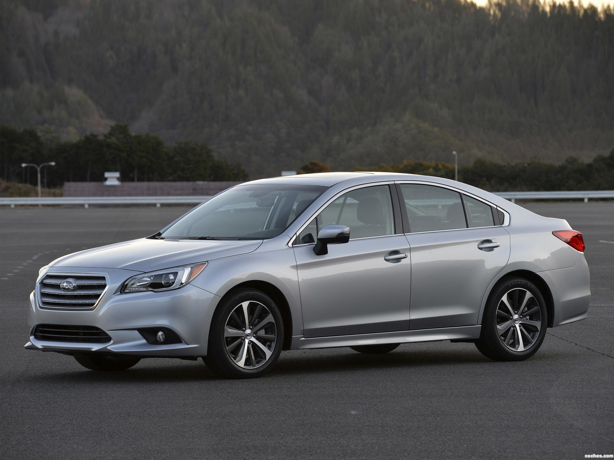 Foto 6 de Subaru Legacy USA 2014