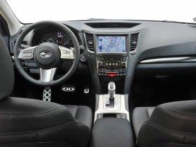 Ver foto 23 de Subaru Legacy Wagon Europe 2009
