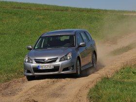 Ver foto 14 de Subaru Legacy Wagon Europe 2009