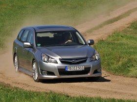 Ver foto 13 de Subaru Legacy Wagon Europe 2009