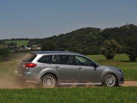 Ver foto 12 de Subaru Legacy Wagon Europe 2009