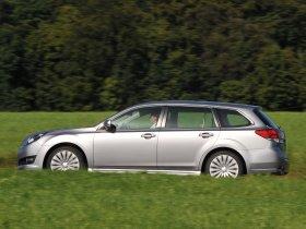 Ver foto 11 de Subaru Legacy Wagon Europe 2009