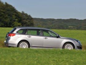 Ver foto 10 de Subaru Legacy Wagon Europe 2009