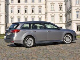 Ver foto 9 de Subaru Legacy Wagon Europe 2009