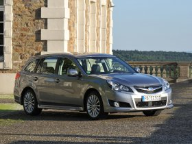 Ver foto 8 de Subaru Legacy Wagon Europe 2009