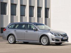 Ver foto 7 de Subaru Legacy Wagon Europe 2009