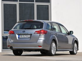 Ver foto 6 de Subaru Legacy Wagon Europe 2009