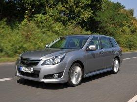 Ver foto 5 de Subaru Legacy Wagon Europe 2009