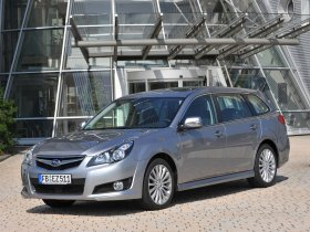 Ver foto 4 de Subaru Legacy Wagon Europe 2009