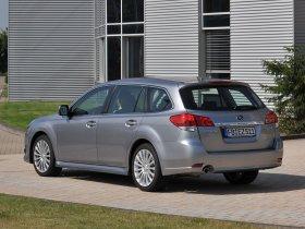 Ver foto 3 de Subaru Legacy Wagon Europe 2009