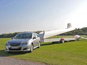 Ver foto 2 de Subaru Legacy Wagon Europe 2009
