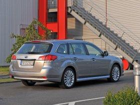 Ver foto 20 de Subaru Legacy Wagon Europe 2009