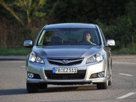 Ver foto 19 de Subaru Legacy Wagon Europe 2009