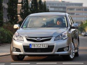 Ver foto 18 de Subaru Legacy Wagon Europe 2009