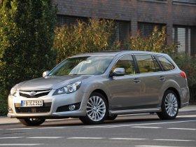 Ver foto 17 de Subaru Legacy Wagon Europe 2009
