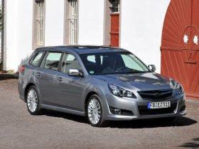 Ver foto 16 de Subaru Legacy Wagon Europe 2009