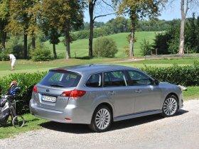 Ver foto 15 de Subaru Legacy Wagon Europe 2009