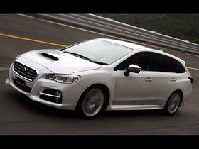 Ver foto 2 de Subaru Levorg Concept 2013