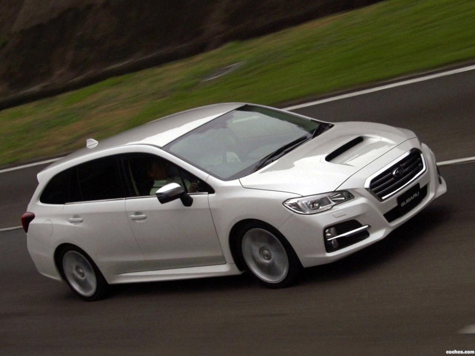 Foto 0 de Subaru Levorg Concept 2013