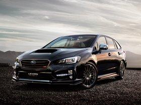 Fotos de Subaru Levorg STi Sport 2016