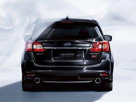 Ver foto 4 de Subaru Levorg STi Sport 2016