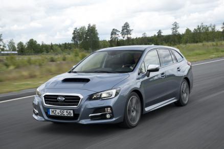 Subaru Levorg 1.6 Gt Sport Lineartronic