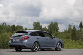 Ver foto 22 de Subaru Levorg 4WD 2015