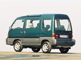 Ver foto 4 de Subaru Libero Sumo 1989