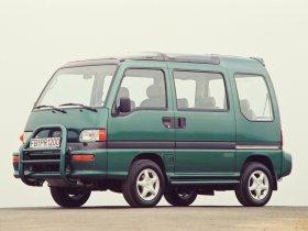 Ver foto 3 de Subaru Libero Sumo 1989