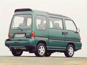 Ver foto 2 de Subaru Libero Sumo 1989