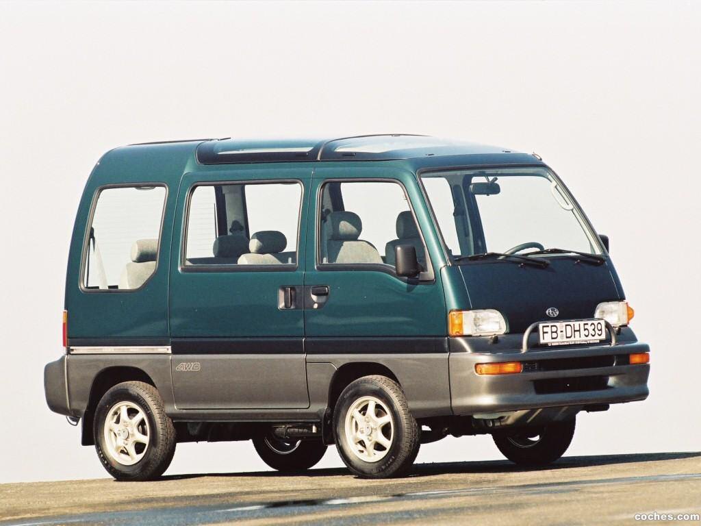 Foto 0 de Subaru Libero Sumo 1989